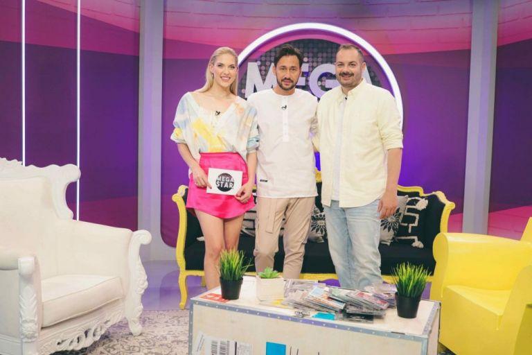 «MEGA STAR» με καλεσμένο τον Πάνο Καλίδη – Το Σάββατο στις 12:00 στο MEGA | vita.gr