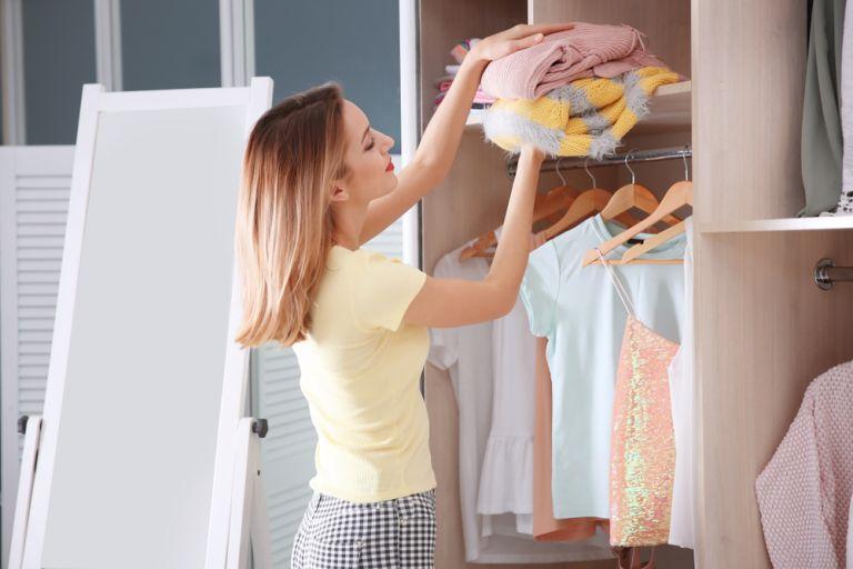 Με αυτά τα tips θα οργανώσετε τέλεια την ντουλάπα σας   vita.gr