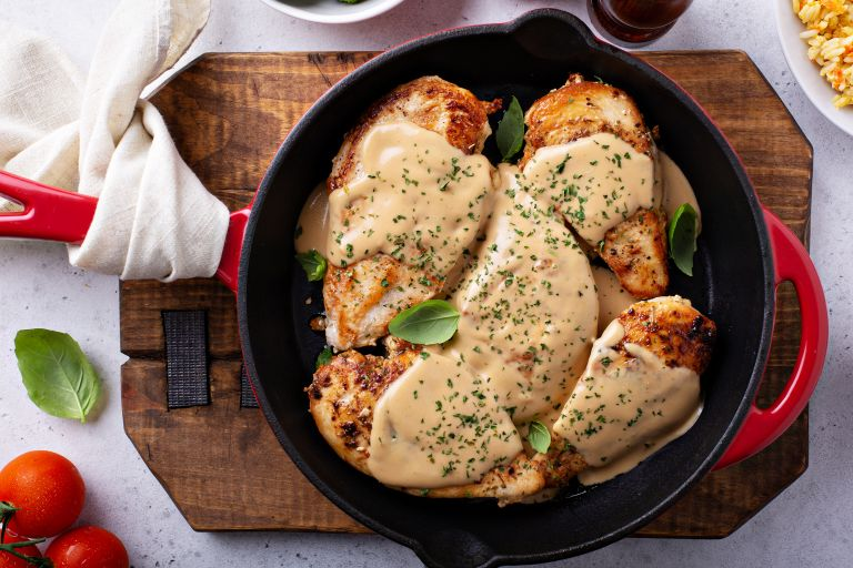 Κοτόπουλο με σάλτσα λάιμ και σόγια | vita.gr