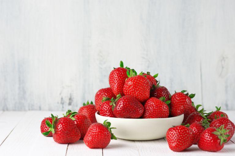 Φράουλες: Ο απολαυστικός «σύμμαχος» στο αδυνάτισμα   vita.gr