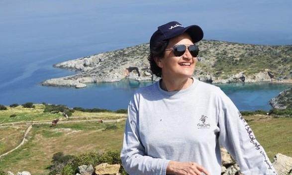 Άλκηστις Πρωτοψάλτη: Έγινε ανάδοχος ενός αγοριού | vita.gr