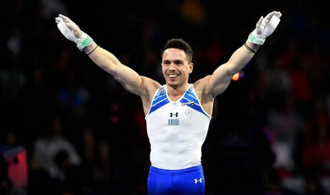 Λευτέρης Πετρούνιας: Έτρεξε στην αγκαλιά της κόρης του μετά την πρόκριση στους Ολυμπιακούς Αγώνες | vita.gr