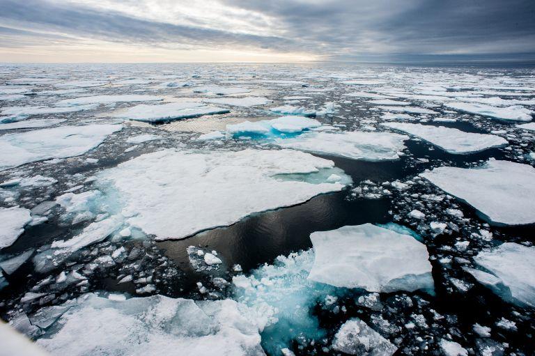 Κλιματική αλλαγή: Το λιώσιμο των πάγων μπορεί να επανεμφανίσει ιούς   vita.gr