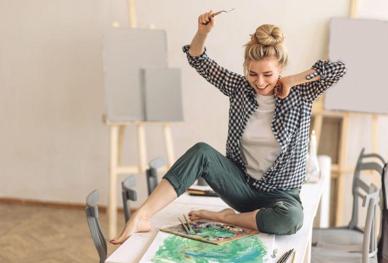 Δέκα σημάδια που μαρτυρούν ότι έχετε δημιουργικό μυαλό   vita.gr