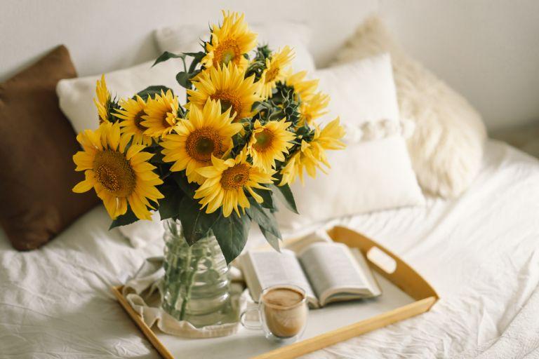 Διακοσμήστε το σπίτι σας με ηλιοτρόπια | vita.gr