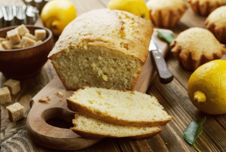 Κέικ λεμονιού με σμέουρα | vita.gr