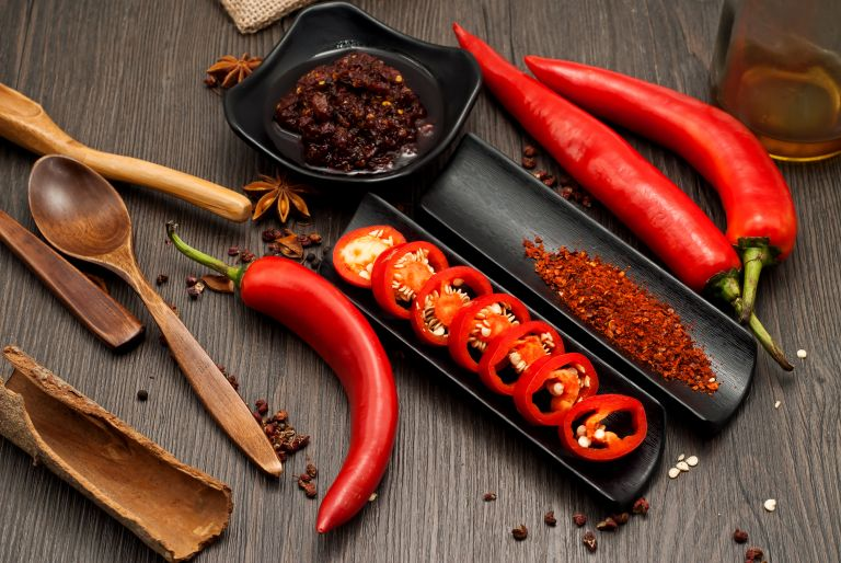 Καυτερές τροφές: Τέσσερις λόγοι να τις εντάξετε στη διατροφή σας   vita.gr