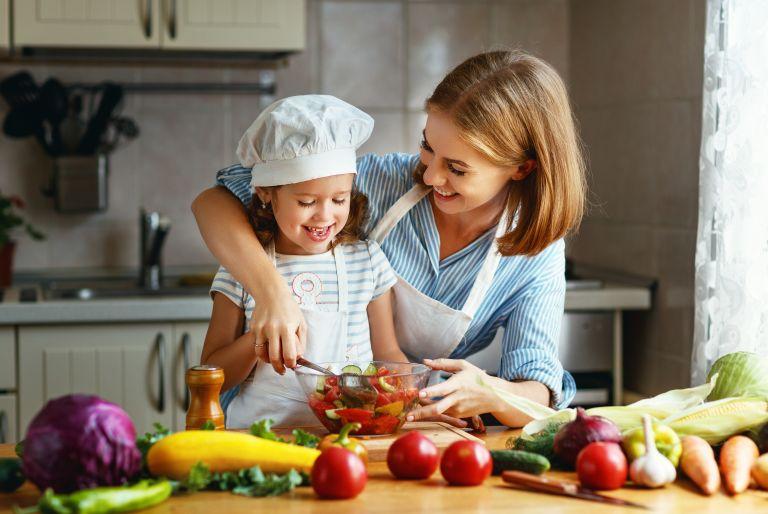 Παιδί & υγιεινή διατροφή: Πώς θα το πείσουμε να φάει λαχανικά;   vita.gr