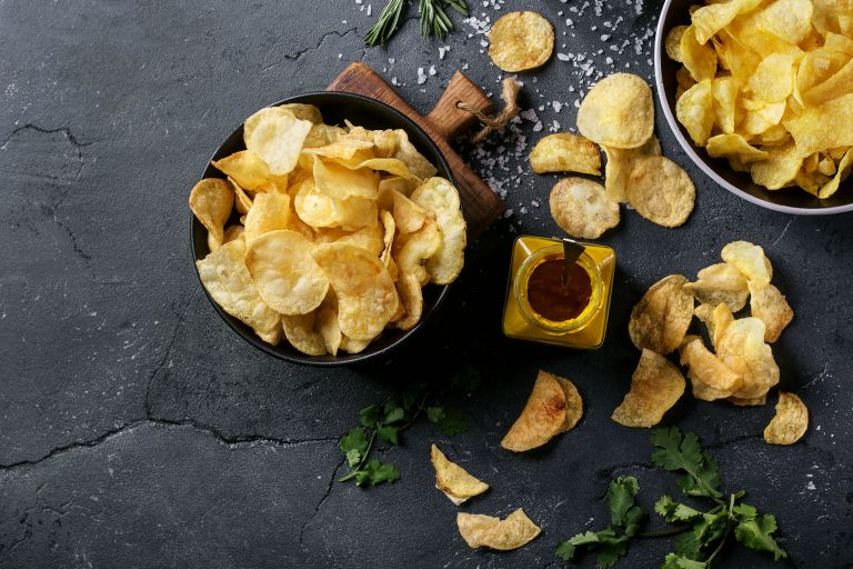 Σπιτικά τσιπς πατάτας | vita.gr