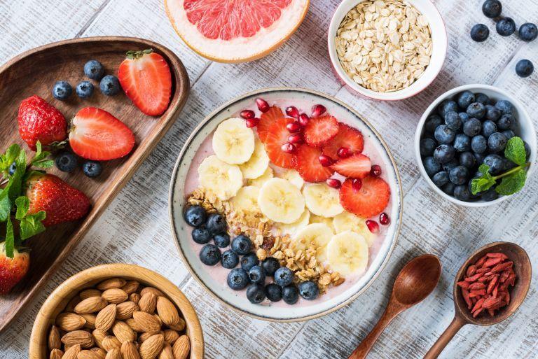 4 έξυπνα σνακ για πριν την προπόνηση | vita.gr