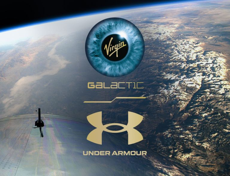 UNDER ARMOUR x VIRGIN Galactic   vita.gr