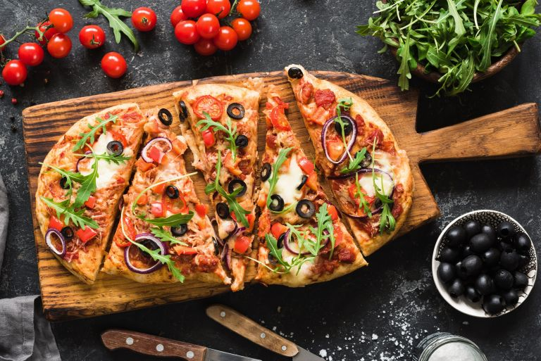 Έτσι θα κάνετε την πίτσα σας πιο υγιεινή   vita.gr