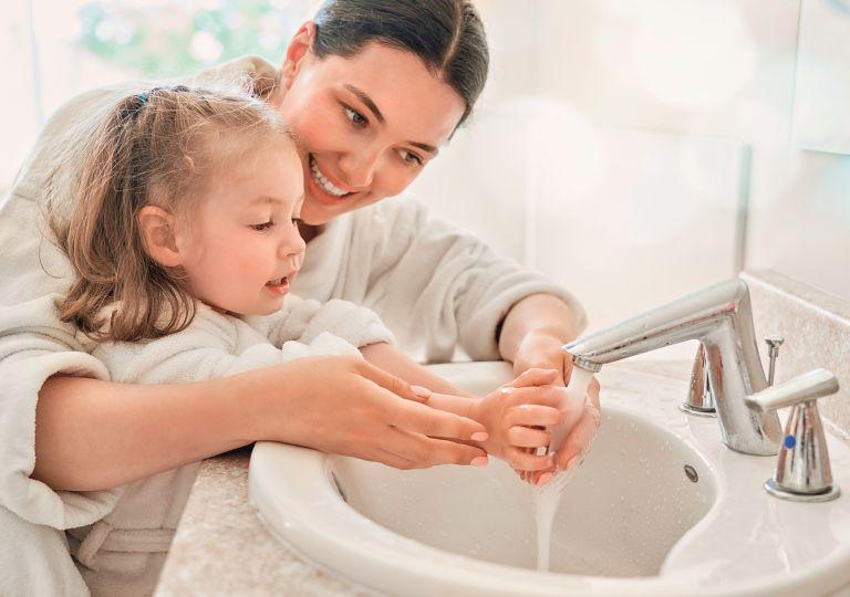 «Διδάσκουμε» κανόνες υγιεινής στα παιδιά μας   vita.gr