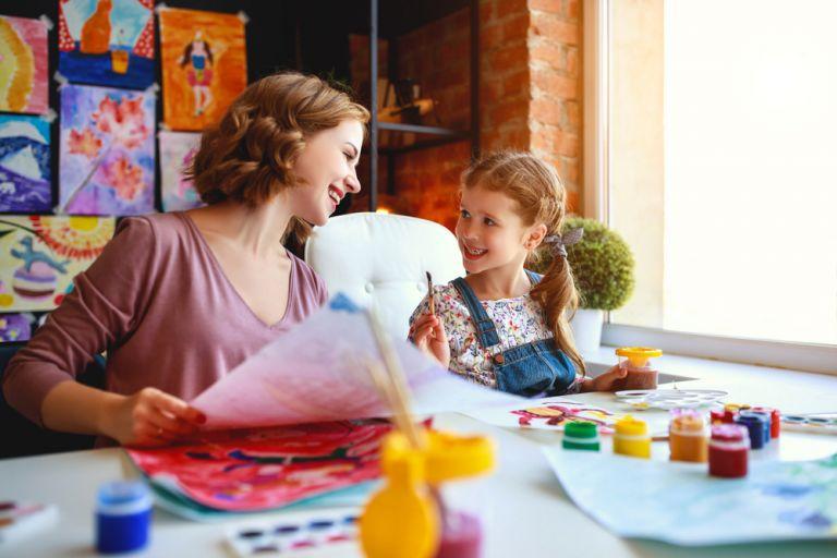 Πώς θα «διαβάσουμε» τη ζωγραφιά του παιδιού; | vita.gr