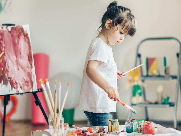 Τι προσφέρει στα παιδιά η επαφή με την Τέχνη; | vita.gr