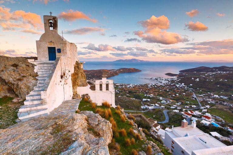 Ας γνωρίσουμε την πανέμορφη Σέριφο | vita.gr