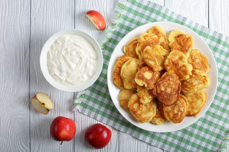 Pancakes γιαουρτιού | vita.gr