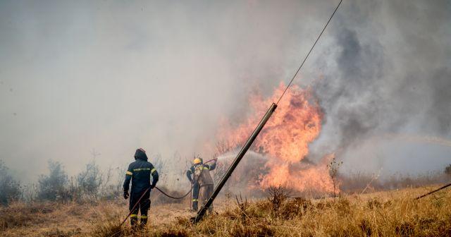 Ακραίος κίνδυνος φωτιάς για τη Ρόδο – Αγωνία για 11 ακόμη περιοχές | vita.gr