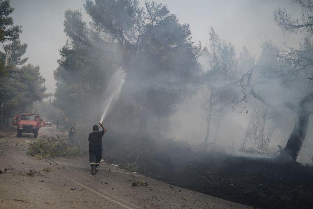 Τρία νέα ενεργά «μέτωπα» στη Βαρυμπόμπη – Πού σταμάτησε η κυκλοφορία | vita.gr