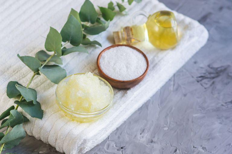 DIY scrub χεριών | vita.gr