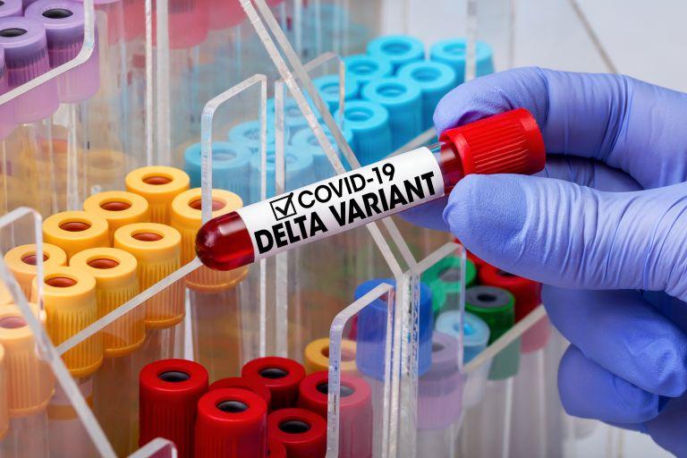 Μετάλλαξη Δέλτα – Υπερδιπλασιάζει τον κίνδυνο νοσηλείας | vita.gr