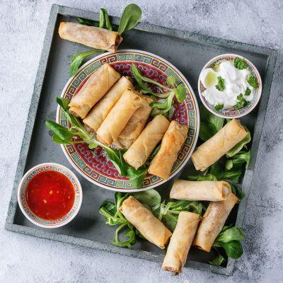 Φτιάχνουμε τα δικά μας spring rolls | vita.gr