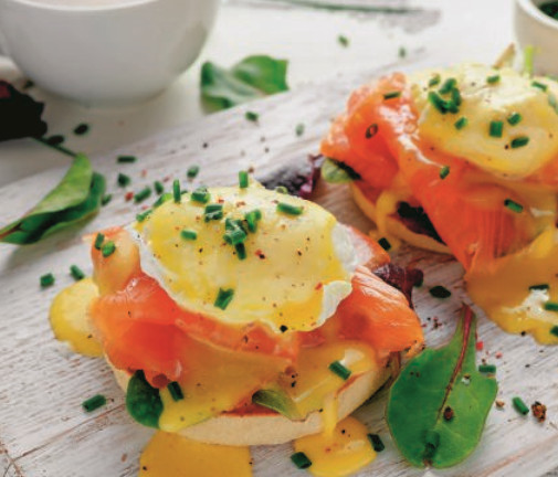 Για πρωινό – Αβγά benedict   vita.gr