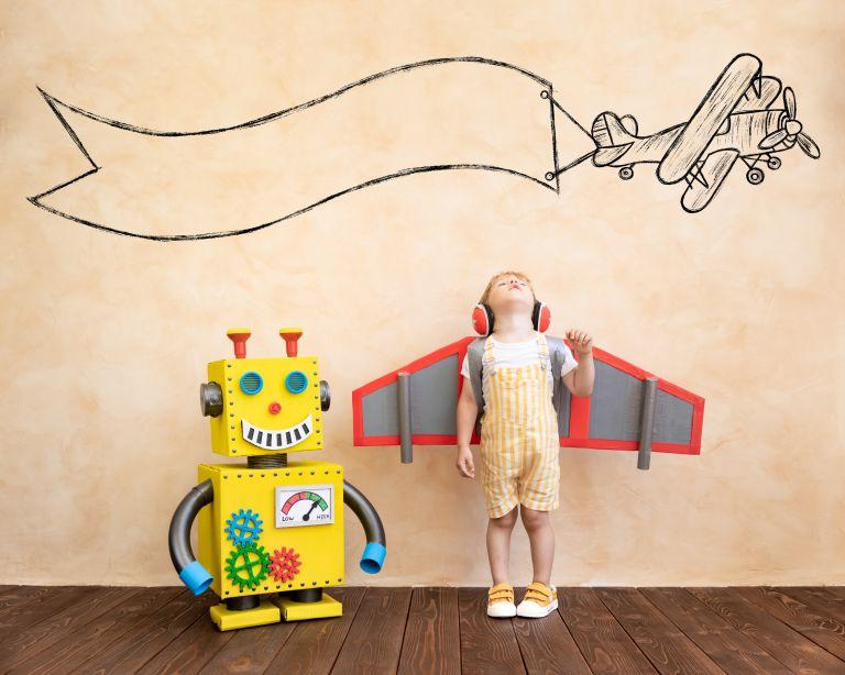 Τι δείχνει για το παιδί η δημιουργία φανταστικού φίλου; | vita.gr