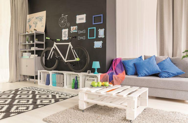 Χρωματίστε το σαλόνι με… προσωπικές πινελιές   vita.gr