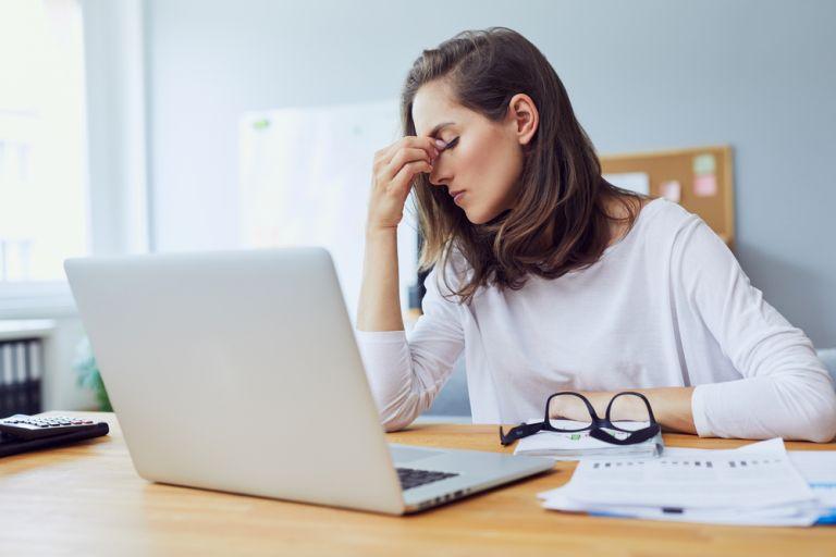 Εντονο άγχος την ώρα της δουλειάς; Ετσι θα το αντιμετωπίσετε | vita.gr