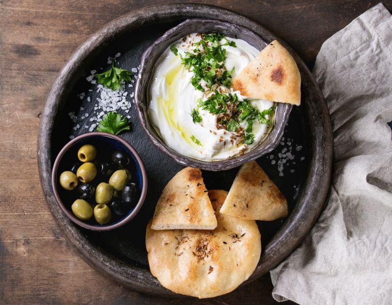 Στα γρήγορα: Αρωματικό ντιπ γιαουρτιού   vita.gr