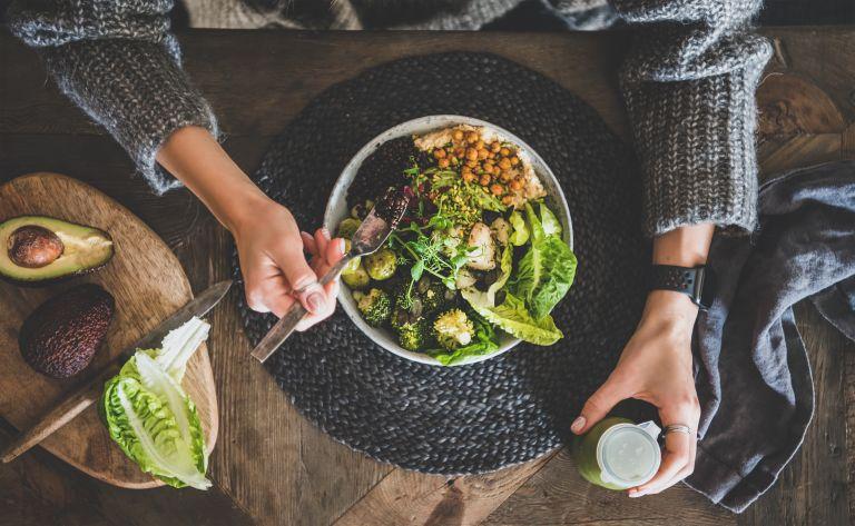 Diet tips – Πώς θα χορτάσετε πραγματικά με μια σαλάτα | vita.gr