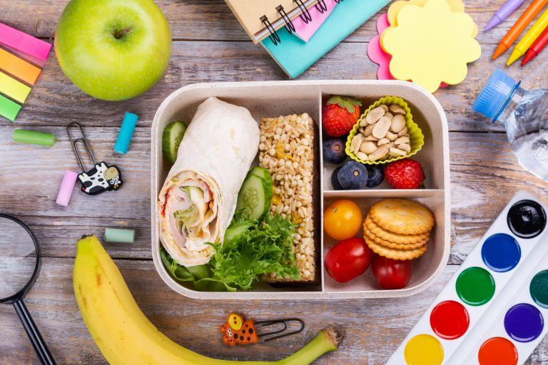Δεκατιανό στο σχολείο – Τι σνακ να δώσω στο παιδί; | vita.gr