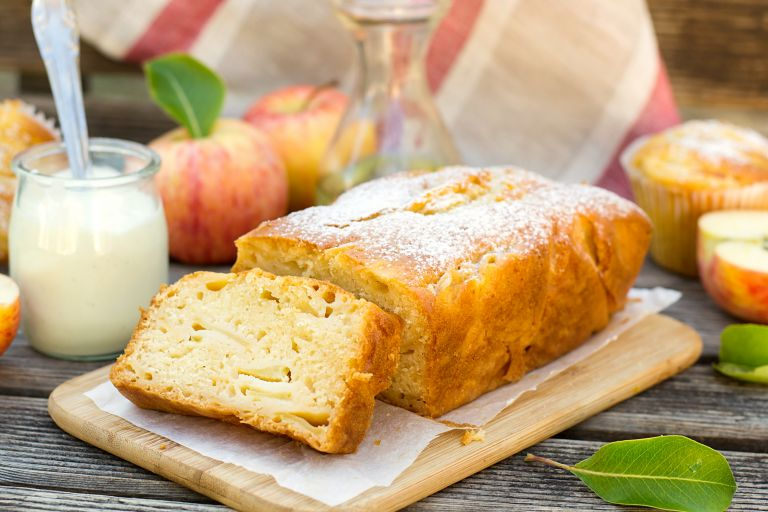 Κέικ βανίλια με γιαούρτι | vita.gr